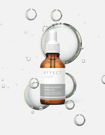 Hyaluronic Acid 2% + Na-PCA 1% 30ml
