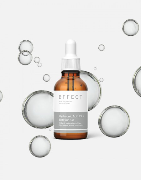 Hyaluronic Acid 2% + Subliskin 1% 30ml